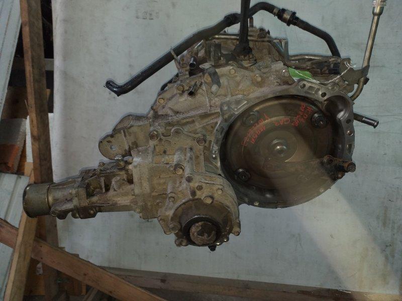 Кпп автоматическая Mitsubishi Rvr GA3W 4B10 (б/у)