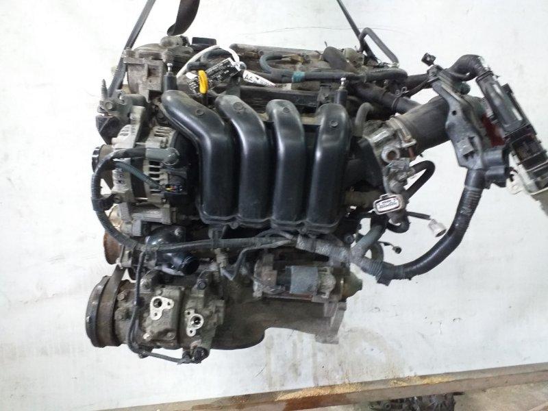 Двигатель Toyota Allion ZRT265 2ZR-FE 2008.06 (б/у)