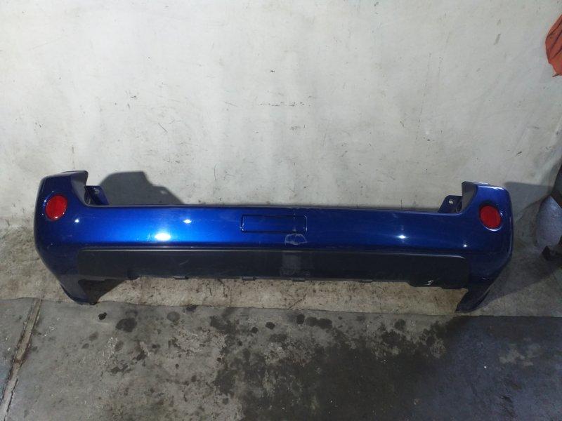 Бампер Nissan X-Trail NT30 QR20 задний (б/у)