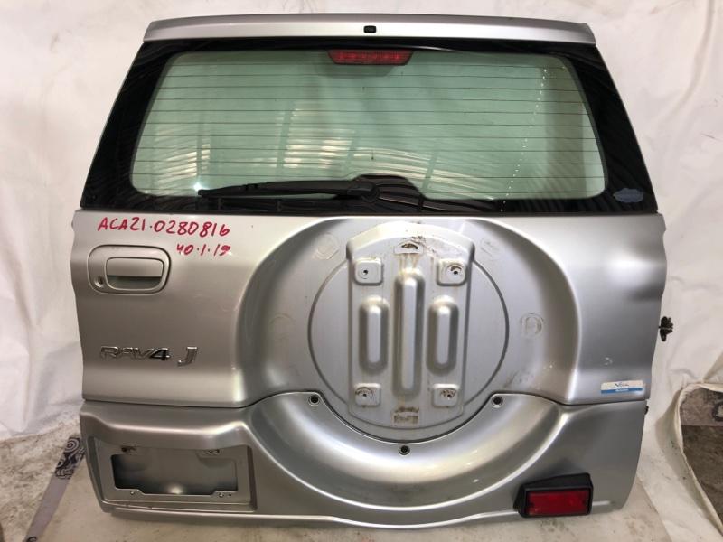 Дверь задняя Toyota Rav4 ACA21 задняя (б/у)