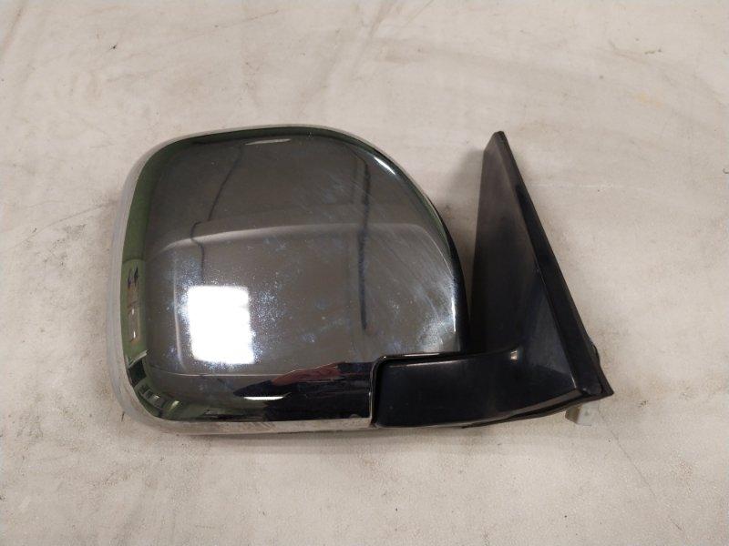 Зеркало Mitsubishi Pajero V78W правое (б/у)