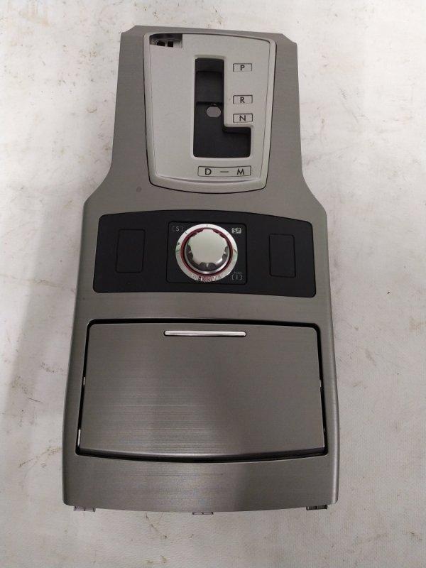 Консоль кпп Subaru Legacy BR9 (б/у)