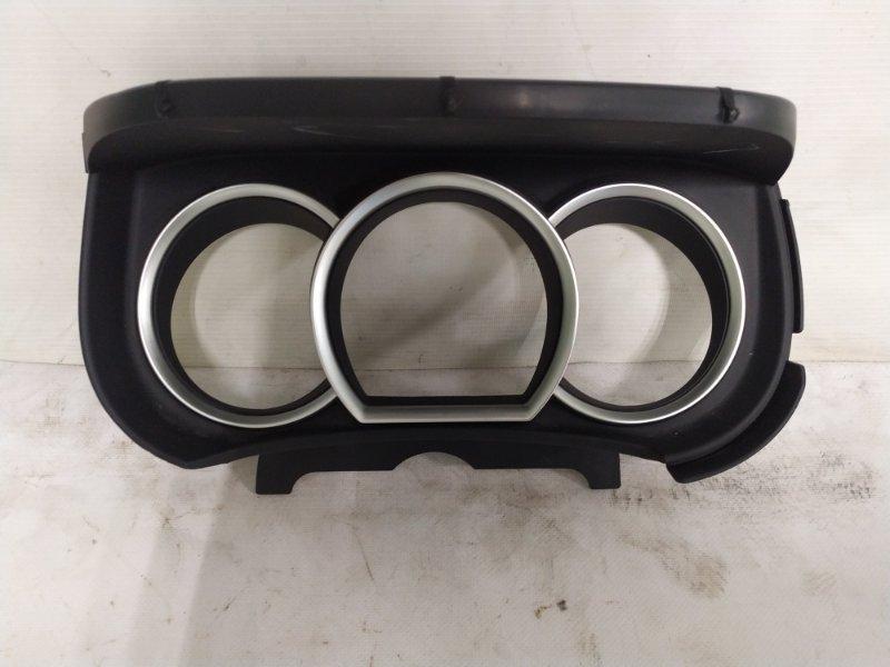 Консоль спидометра Nissan Tiida NC11 HR15DE (б/у)