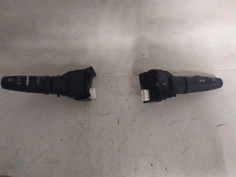 Блок подрулевых переключателей Nissan Tiida NC11 HR15DE (б/у)