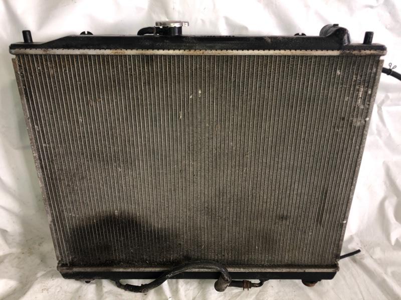 Радиатор двс Mitsubishi Pajero V78W 4M41 12.1999 (б/у)