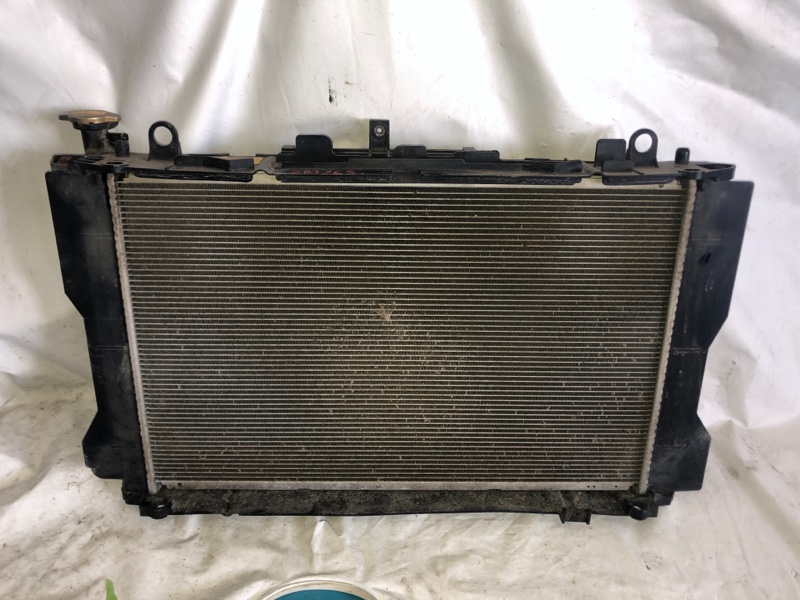 Радиатор двс Toyota Allion ZRT265 2ZR 2007 (б/у)
