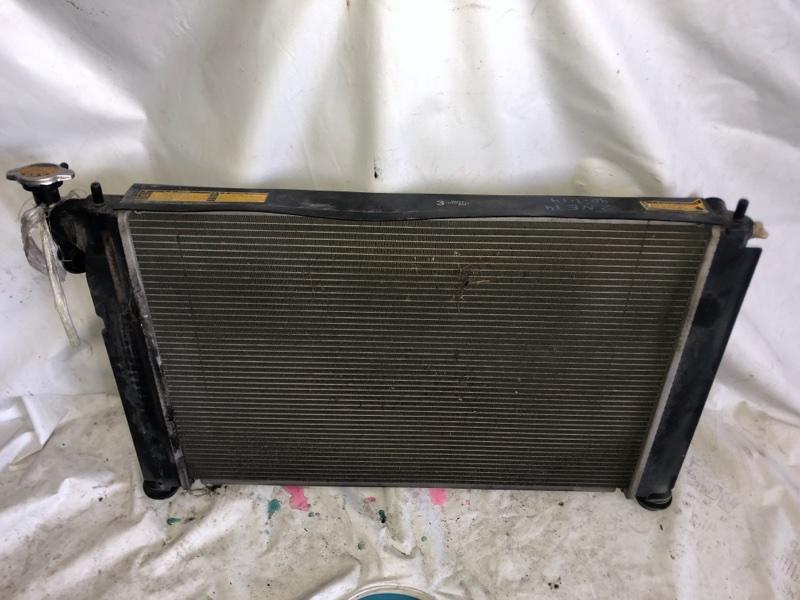 Радиатор двс Toyota Wish ZNE14 1ZZ 2005.02 (б/у)