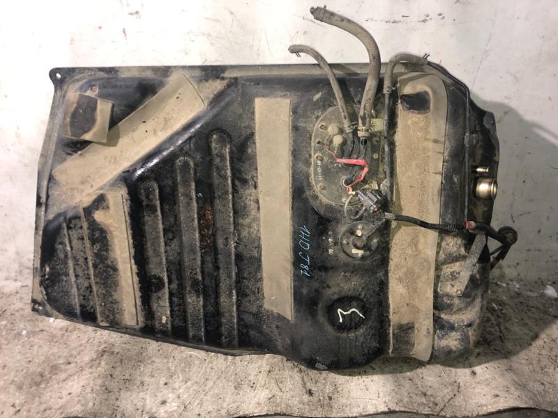 Топливный бак Toyota Land Cruiser HDJ81 1HD задний (б/у)