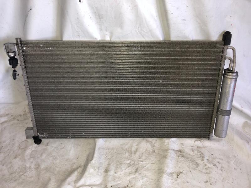 Радиатор кондиционера Nissan Tiida SNC11 HR15DE 10.2008 (б/у)