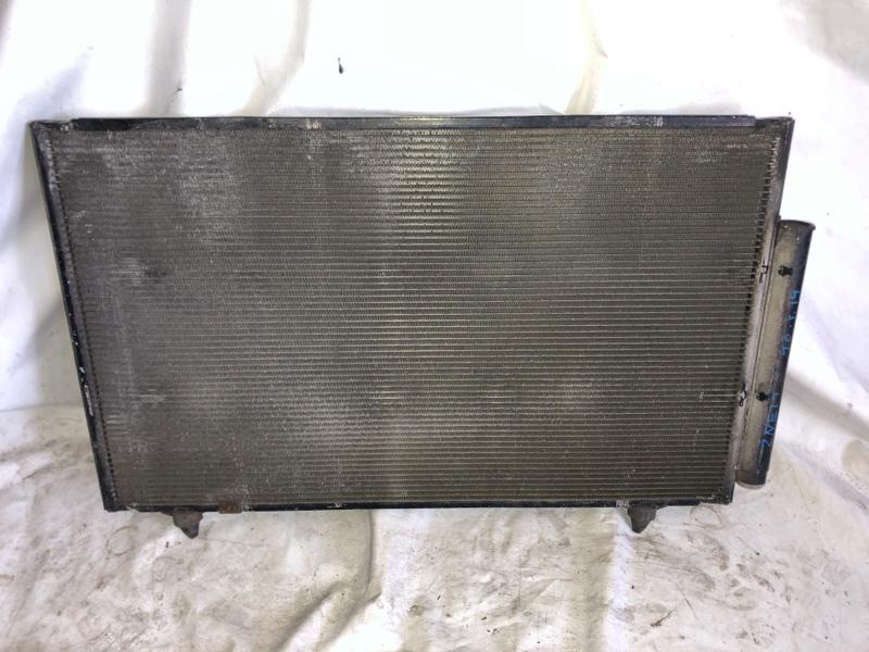 Радиатор кондиционера Toyota Wish ZNE14 1ZZ 2005.02 (б/у)