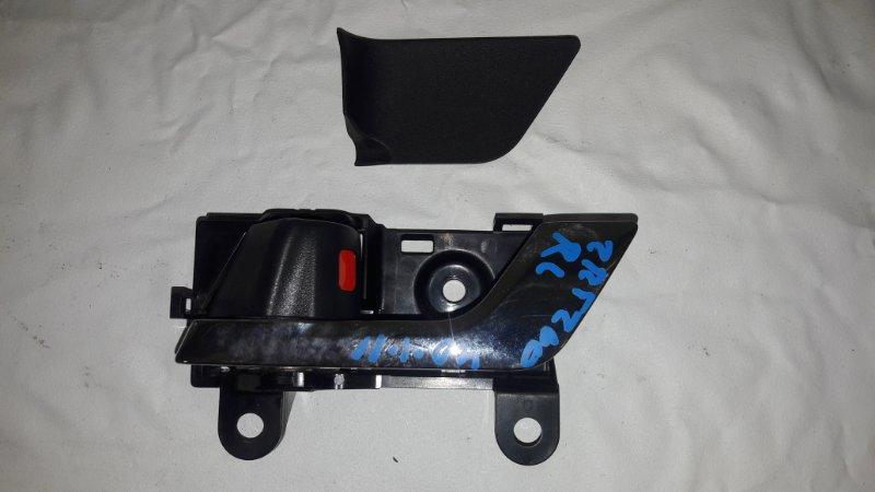 Ручка двери внутренняя Toyota Premio ZRT260 задняя левая (б/у)