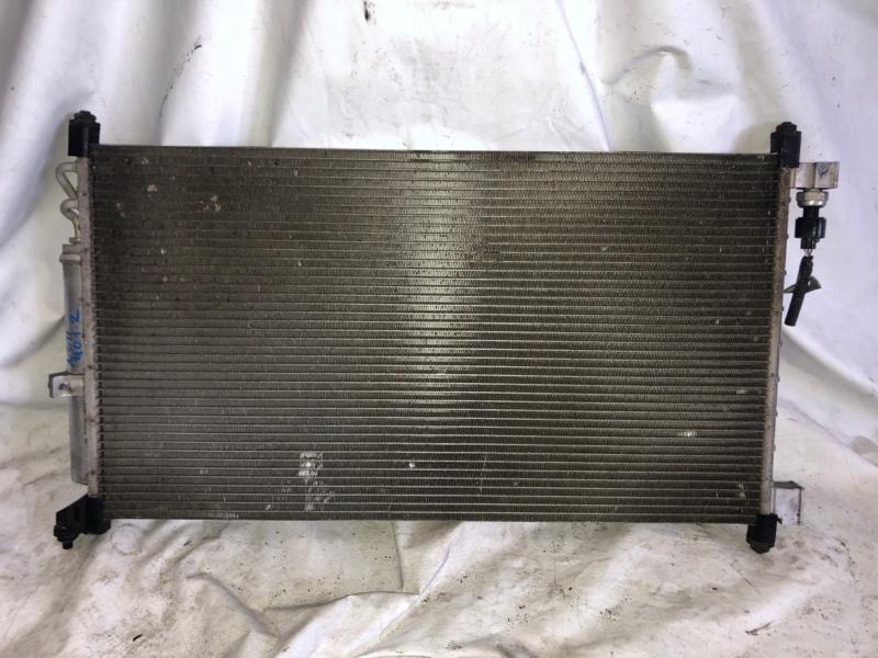 Радиатор кондиционера Nissan Tiida NC11 HR15DE (б/у)