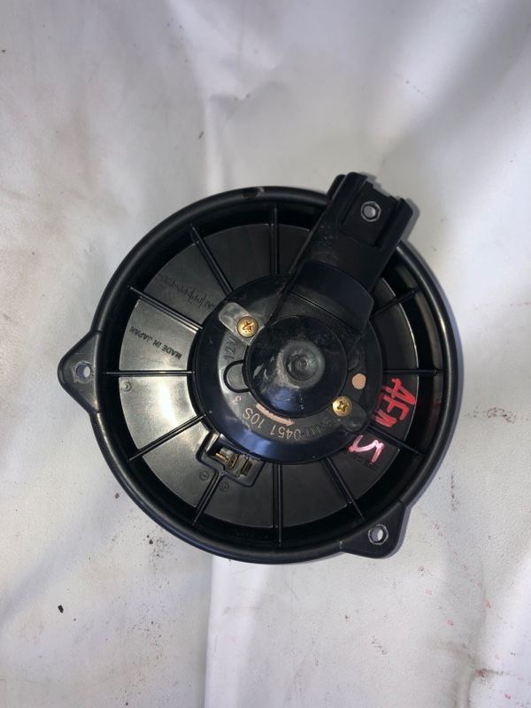 Мотор печки Toyota Corolla Spacio AE115 7A-FE 1997.10 (б/у)