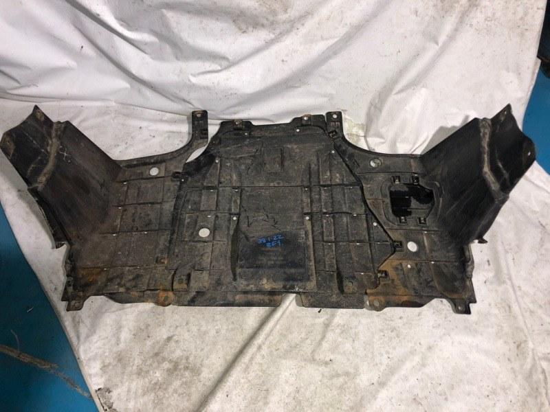 Защита двигателя Honda Cr-Z ZF1 LEA передняя (б/у)