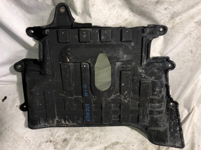 Защита двигателя Toyota Hiace KDH205 2KD-FTV (б/у)