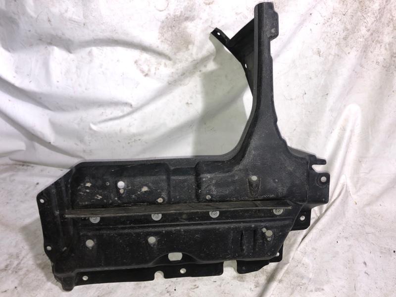 Защита двигателя Toyota Noah ZWR80 2ZR-FXE передняя правая (б/у)