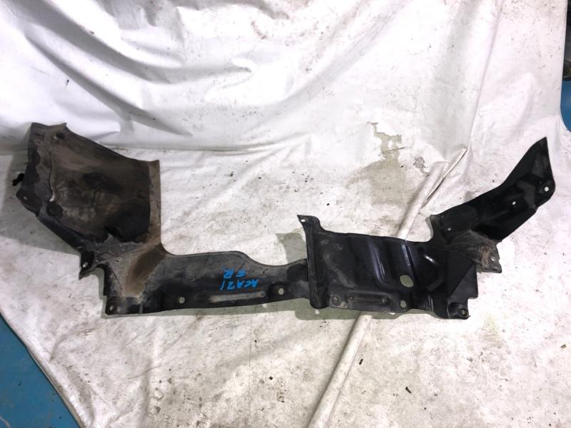 Защита двигателя Toyota Rav4 ACA21 1AZ 2000 передняя (б/у)
