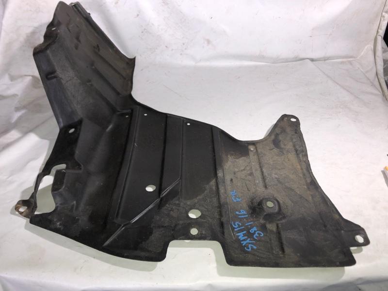 Защита двигателя Toyota Gaia SXM15 3S-FE передняя правая (б/у)