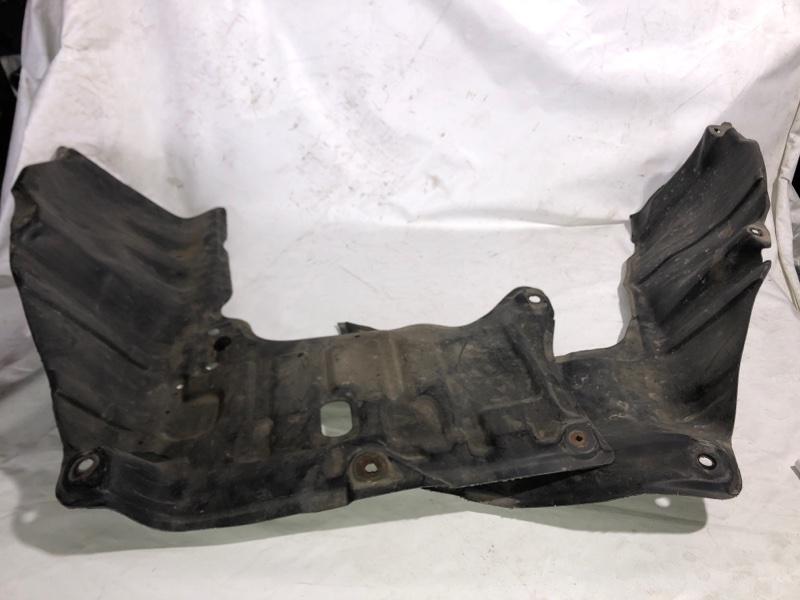 Защита двигателя Toyota Corolla Spacio AE115 7A-FE 1997.10 передняя (б/у)