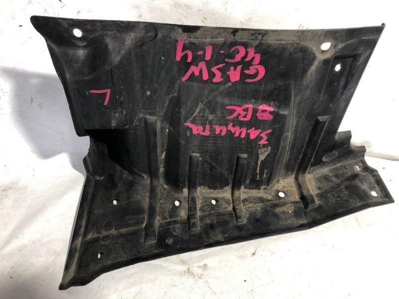 Защита двигателя Mitsubishi Rvr GA3W 4B10 передняя левая (б/у)