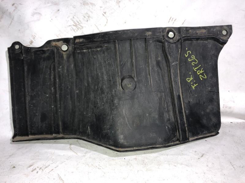 Защита двигателя Toyota Allion ZRT265 передняя правая (б/у)