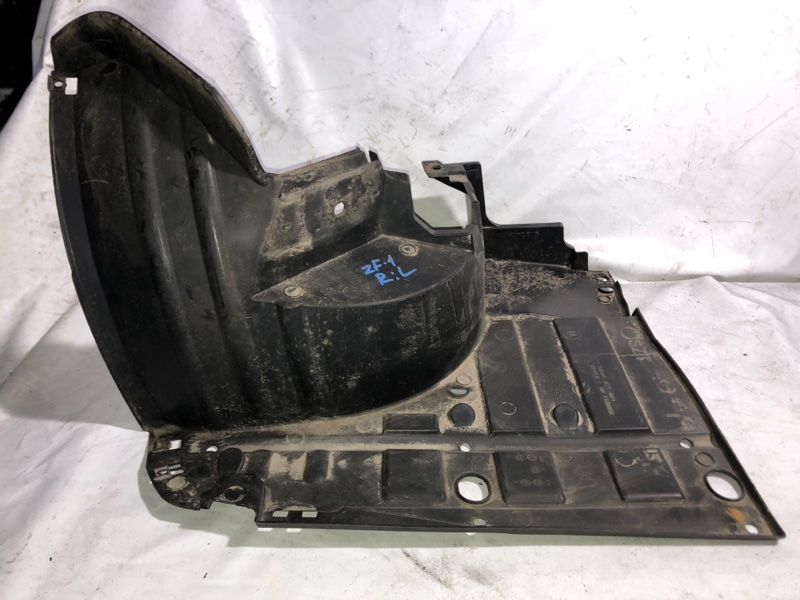 Подкрылок Honda Cr-Z ZF1 LEA задний левый (б/у)