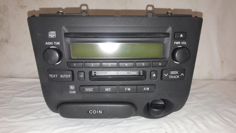 Магнитофон Toyota Vitz NCP15 (б/у)