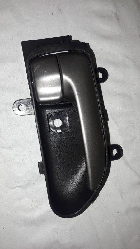Ручка двери внутренняя Nissan Elgrand NE51 передняя правая (б/у)