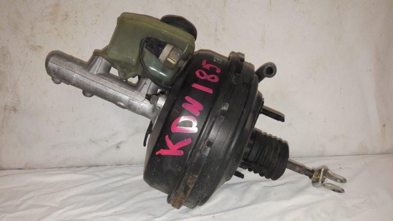 Главный тормозной цилиндр Toyota Hilux Surf KDN185 1KD-FTV (б/у)