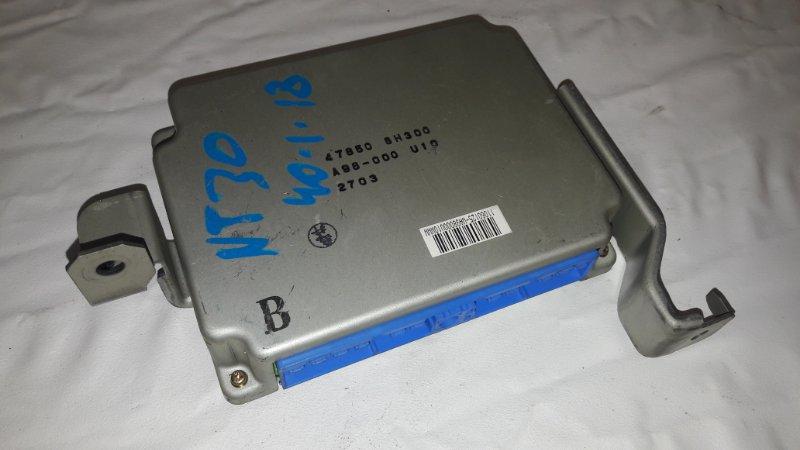 Блок управления двигателем Nissan X-Trail NT30 QR20DE (б/у)