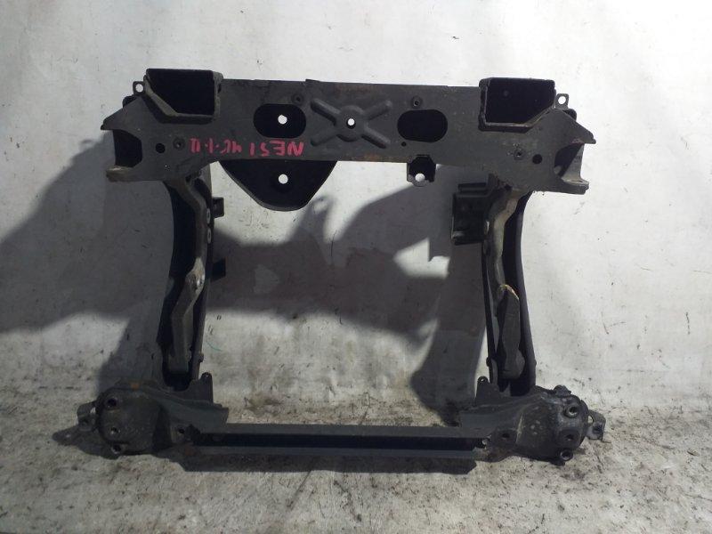 Балка подвески Nissan Elgrand NE51 VQ35 передняя (б/у)