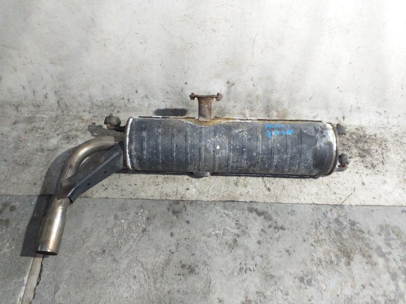 Глушитель Toyota Rav4 ACA21 1AZ-FSE (б/у)