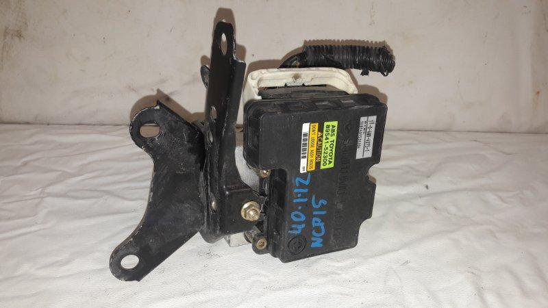 Блок abs Toyota Vitz NCP15 (б/у)