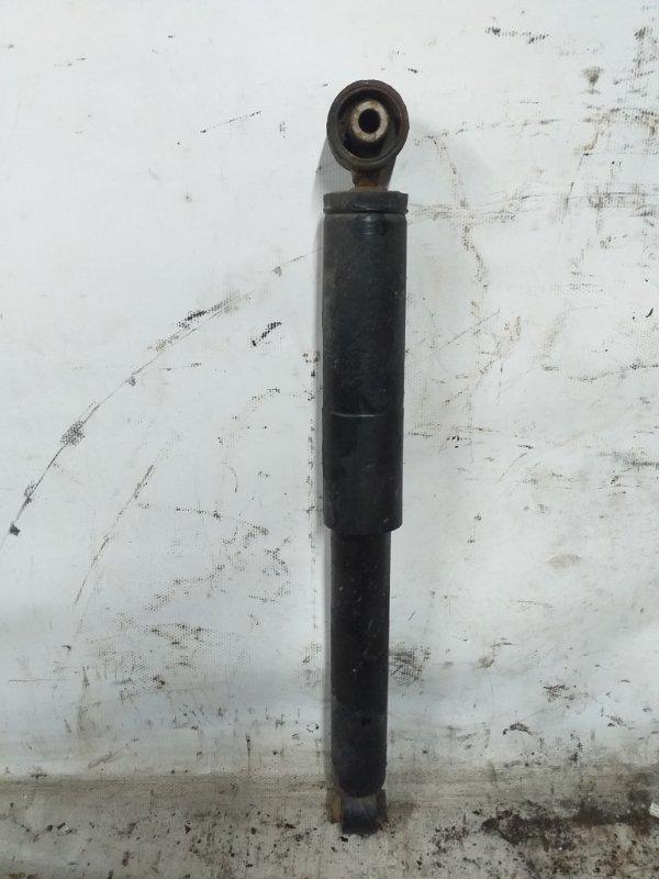 Амортизатор Nissan X-Trail NT31 задний (б/у)