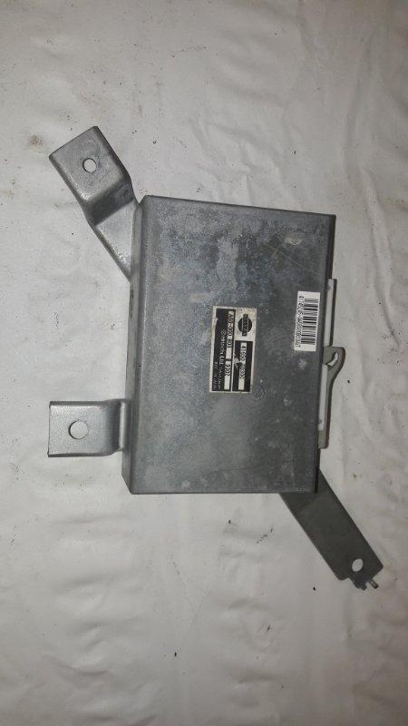 Блок управления 4wd Nissan Tiida NC11 (б/у)