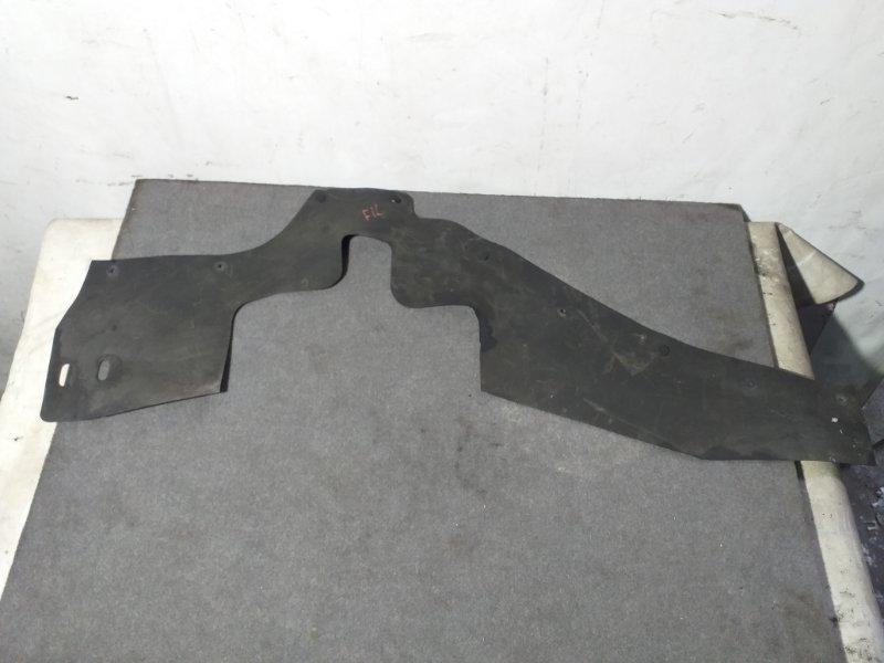 Защита двигателя Mitsubishi Pajero V45W 6G74 1997.11 передняя левая (б/у)