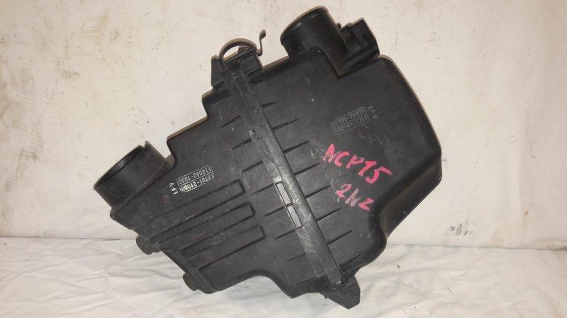 Корпус воздушного фильтра Toyota Vitz NCP15 2NZ-FE (б/у)