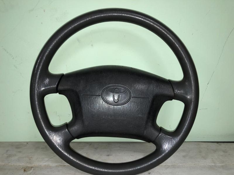 Руль Toyota Corolla Spacio AE115 7A-FE 1997.10 (б/у)