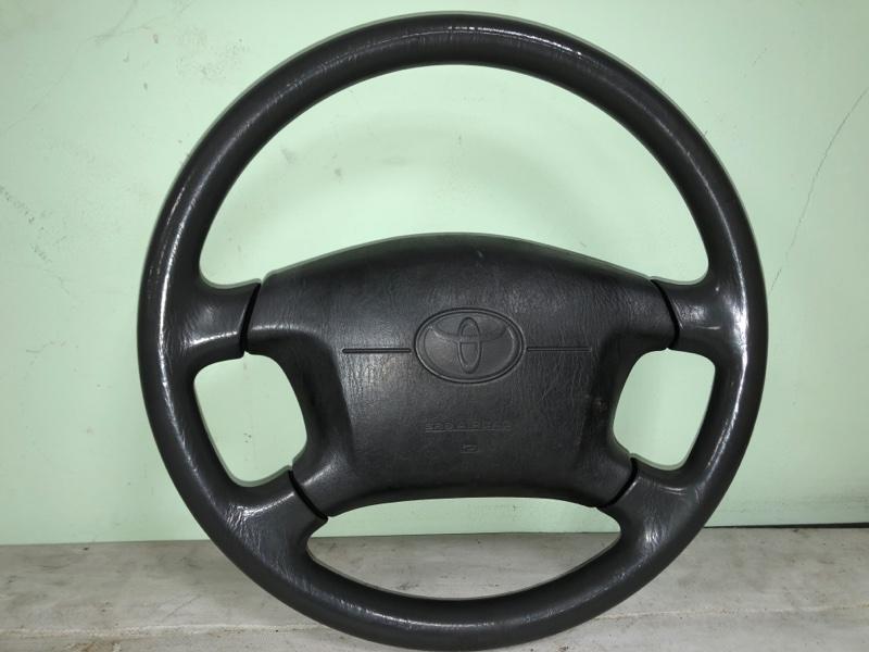 Руль Toyota Hilux Surf KDN185 1KD-FTV 08.2000 (б/у)