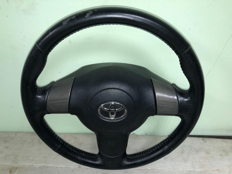 Руль Toyota Wish ZNE14 1ZZ 2005.02 (б/у)