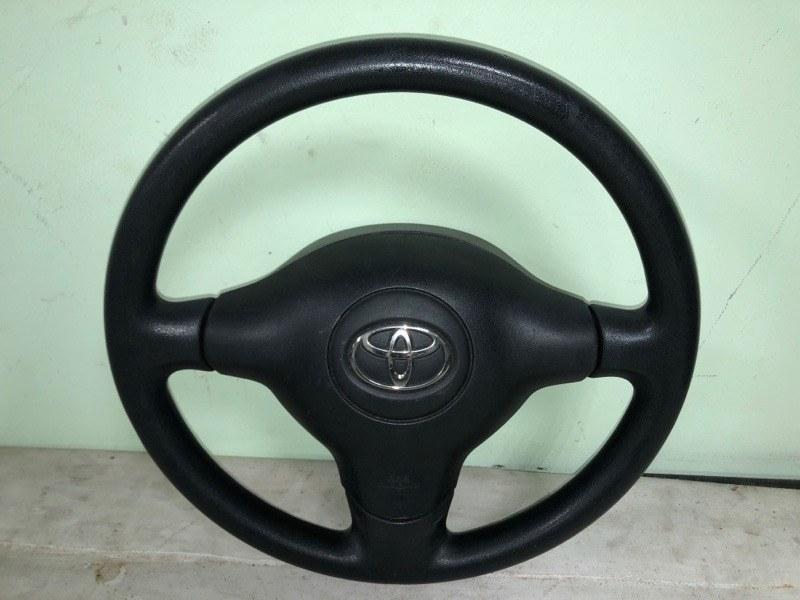 Руль Toyota Vitz NCP15 1NZ-FE 2000.02 (б/у)