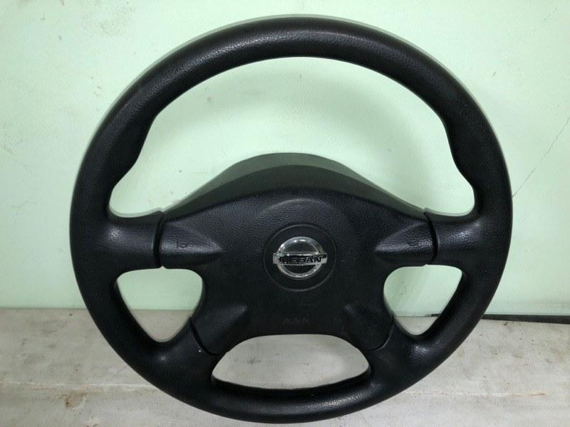 Руль Nissan X-Trail NT30 QR20 02.2004 (б/у)