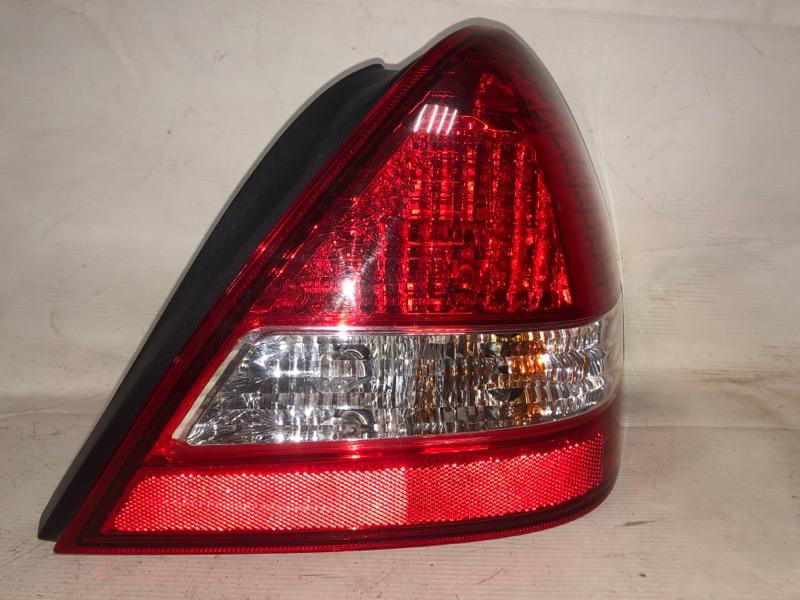 Стоп-сигнал Nissan Tiida Latio SNC11 HR15DE 10.2008 задний правый (б/у)