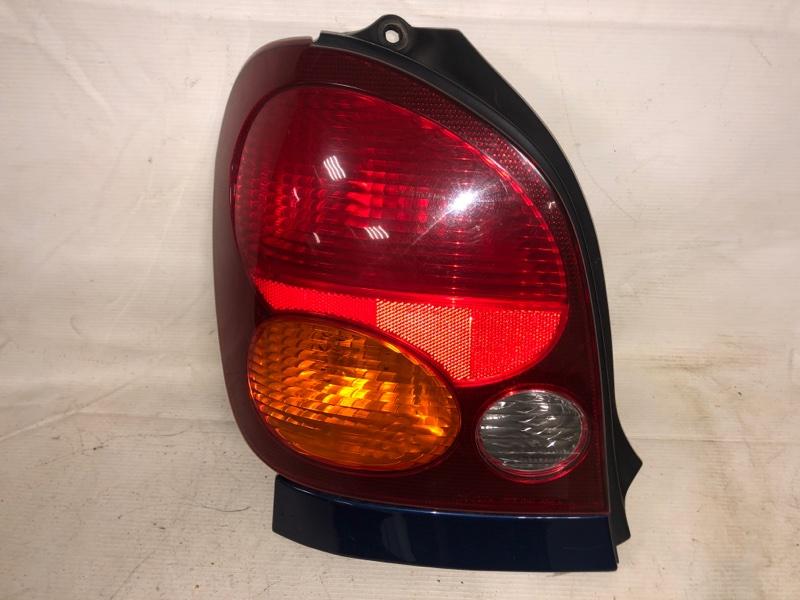 Стоп-сигнал Toyota Corolla Spacio AE115 7A-FE 1997.10 задний левый (б/у)