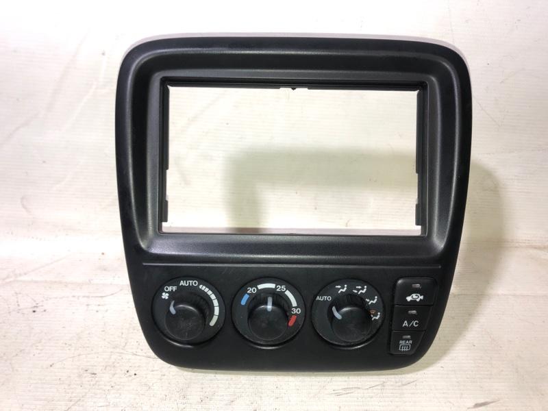 Блок управления климат-контролем Honda Cr-V RD1 B20B 1995 (б/у)