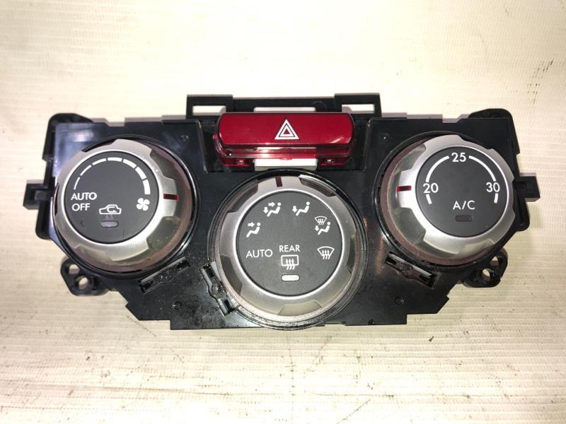 Блок управления климат-контролем Subaru Forester SH5 EJ205 08.2009 передний (б/у)