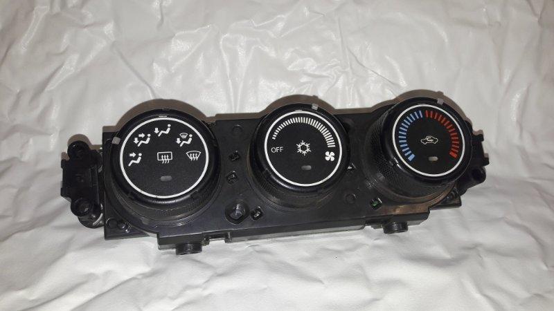 Блок управления климат-контролем Mitsubishi Rvr GA3W (б/у)