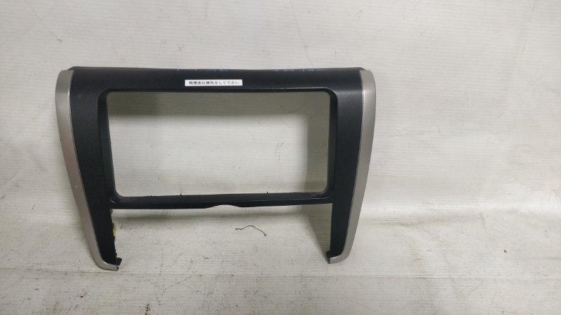 Консоль магнитофона Toyota Allion ZRT265 2ZR (б/у)