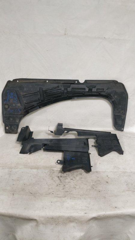 Защита двигателя Nissan Tiida NC11 HR15DE (б/у)