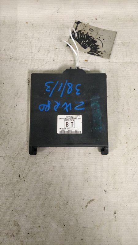 Блок управления Toyota Noah ZWR80 2ZR-FXE (б/у)